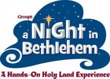 Experience Bethlehem as it was. First Christian Church, Augusta, KS